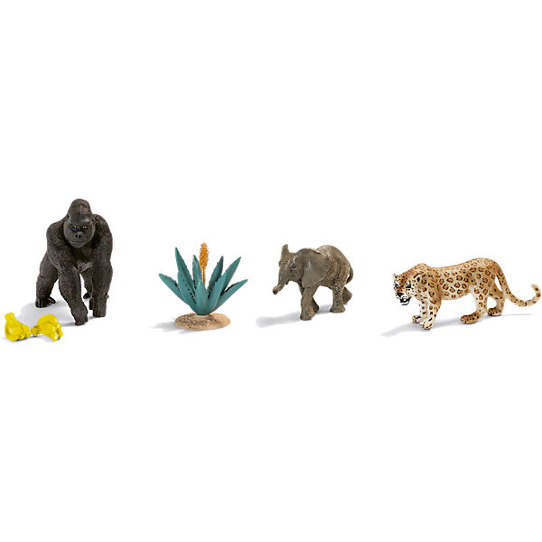 Schleich Wildlife: 41403 Set Dschungel