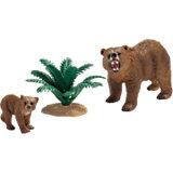 Schleich Wildlife: 41402 Set Grizzlybären