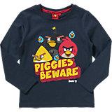 ANGRY BIRDS Langarmshirt für Jungen