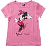 DISNEY MINNIE MOUSE T-Shirt für Mädchen
