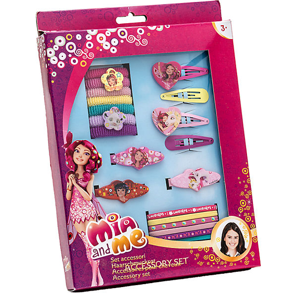 Accessoriesset Mia&Me, 18-tlg.
