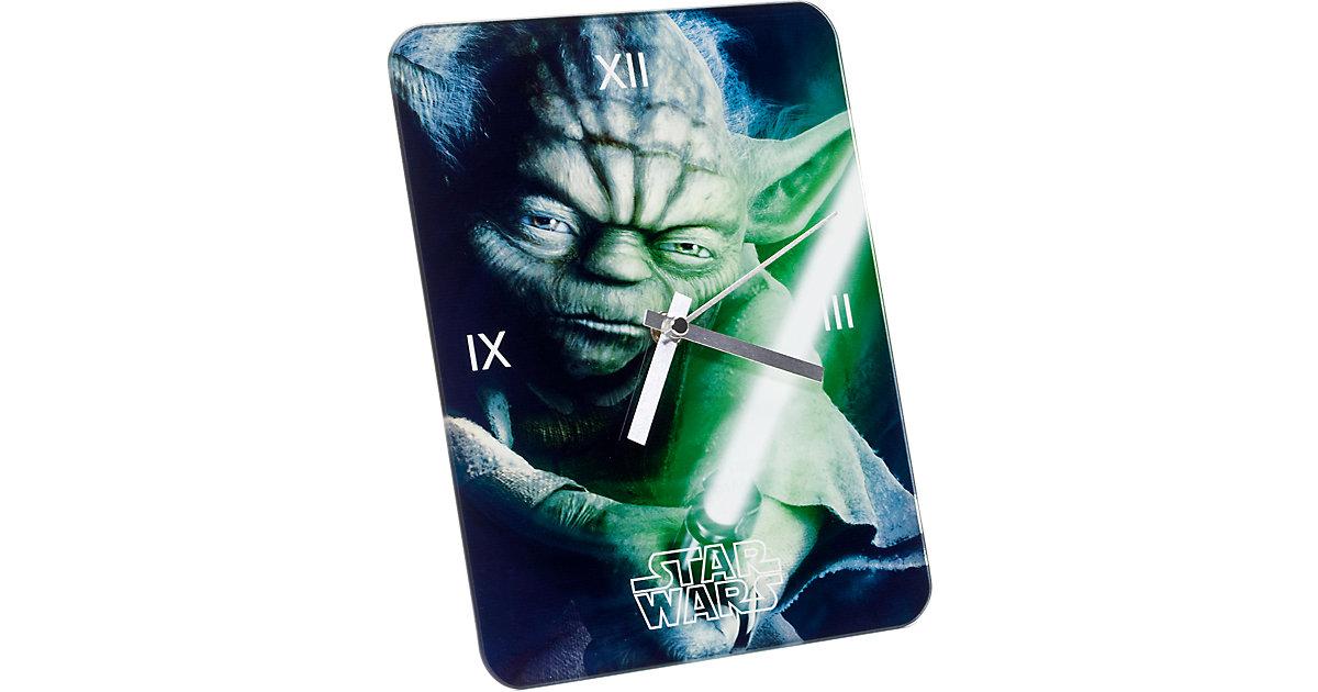 Glasuhr Yoda Star Wars