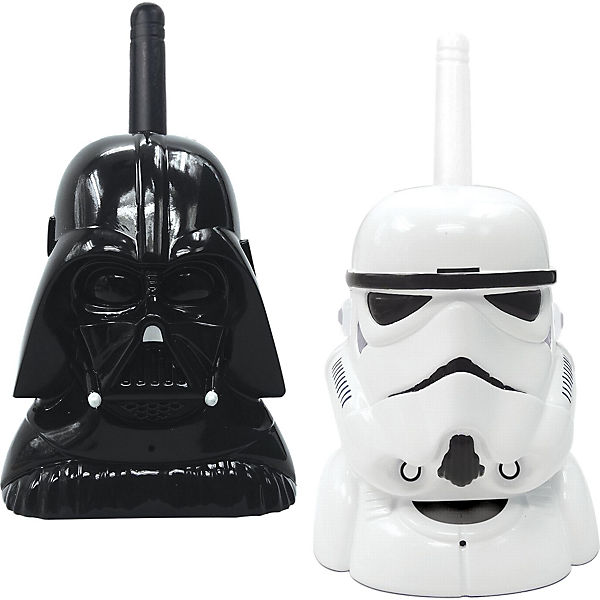 STAR WARS Walkie Talkie Face