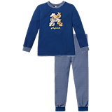 SCHIESSER Schlafanzug für Jungen Jolly Logan