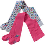 SCHIESSER Strumpfhosen Doppelpack für Mädchen