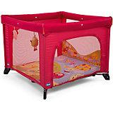 Манеж-кровать Open World, Chicco, красный