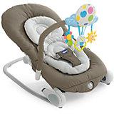 Кресло-качалка Balloon, Chicco, серый