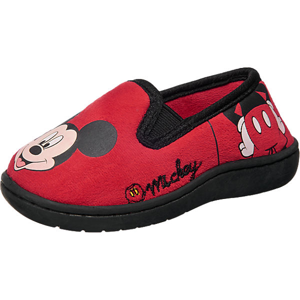 DISNEY MICKEY MOUSE & FRIENDS Kinder Hausschuhe