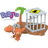 Digi Dino im Käfig Tate