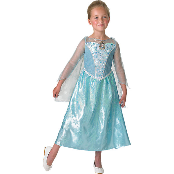 Kostüm Eiskönigin Elsa Musical Light up dress