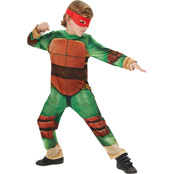 Kostüm Turtles TMNT classic child