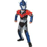 Kostüm Transformers TV-Serie Optimus Prime Deluxe