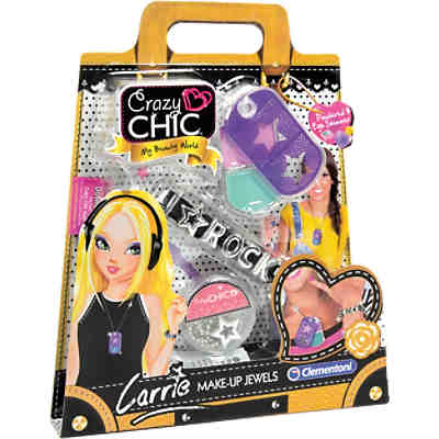 Crazy Chic - Carrys Make-Up Jewels