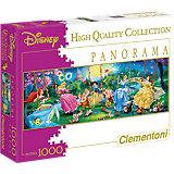 Panorama Puzzle 1000 Teile - Disney Princess