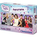 Panorama Puzzle 1000 Teile - Violetta