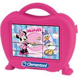 Würfelpuzzle 6 Teile - Minnie Mouse