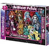 Brilliant Puzzle 104 Teile - Monster High