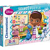 Velvet Puzzle 60 Teile - Doc McStuffins