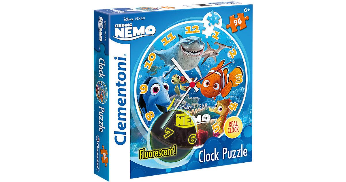 Puzzleuhr 96 Teile - Nemo