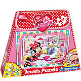 Shopping Bag Puzzle 104 Teile - Minnie Mouse