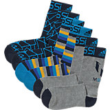 adidas Performance 3er Pack Kinder Socken Messi