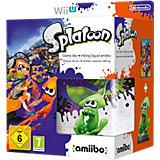Wii U Splatoon Special Edition + amiibo (limitiert)