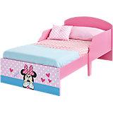 Kinderbett, Minnie Mouse, 70 x 140 cm