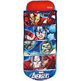 ReadyBed Junior 2in1 (Schlafsack, Kissen und Luftmatzatze), Avengers