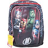 "Ортопедический мягкий рюкзак ""Мстители"", Marvel"