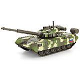 Танк T-90, со светом и звуком, ТЕХНОПАРК, в ассортименте