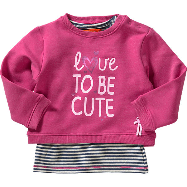 STACCATO Baby Set Sweatshirt + Top