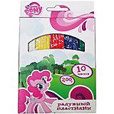 Набор воскового пластилина, 10 цветов, My little Pony