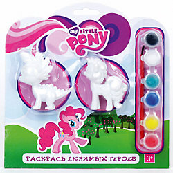Набор для раскрашивания фигурок, My little Pony