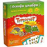 """Развивающая настольная игра """"Турбосчет Форсаж"""" Банда Умников"""