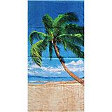 """Пляжное полотенце """"Пальма"""" 60*120 см"""