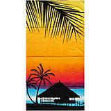 """Пляжное полотенце """"Закат"""" 60*120 см"""