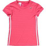 adidas Performance T-Shirt ClimaCool für Mädchen