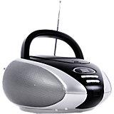 CD-Player mit Radio CD 48 schwarz