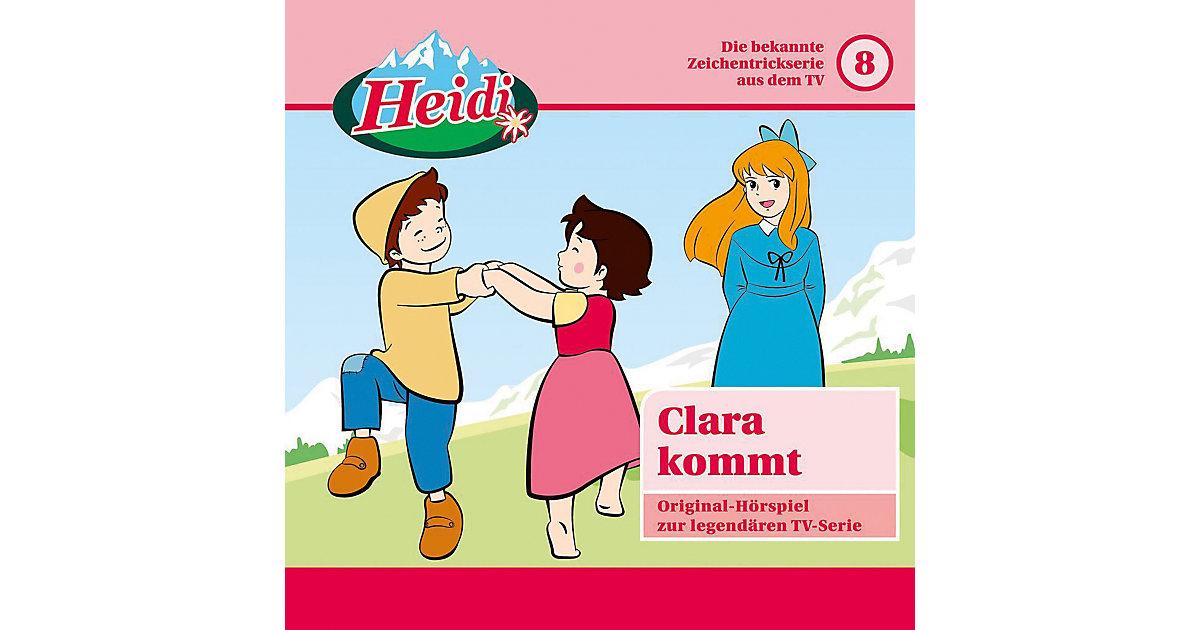CD Heidi 08 - Clara kommt