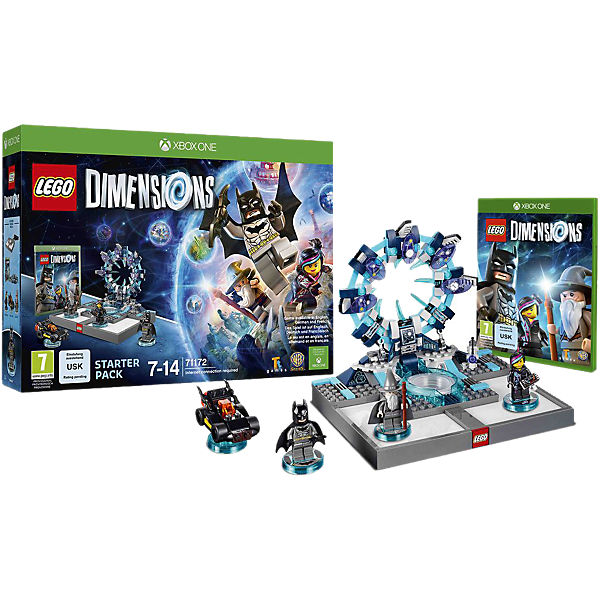 XBOXONE LEGO Dimensions Starter Pack
