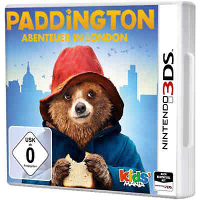 3DS Paddington: Abenteuer in London