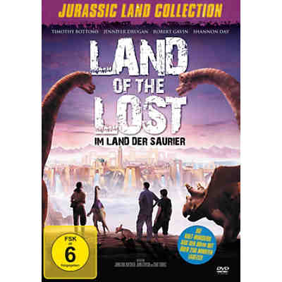 DVD Jurassic Land of the Lost - Im Land der Saurier (Collection)
