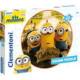 Rundpuzzle 212 Teile - Minions