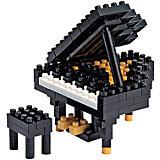Черный рояль, nanoblock