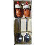 """Набор чайных ложек """"Мороженое"""" (2 предмета)"""