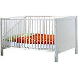 Kinderbett FILOU, alpinweiß, 70 x 140 cm