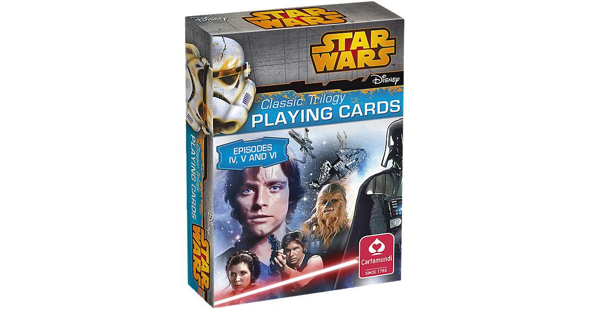 Star Wars - Playing Cards 4-6