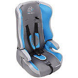 Автокресло Leader kids STAR 9-36 кг, Dark Blue+Dark Grey