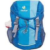 """Бирюзовый рюкзак """"Мишка"""" Deuter"""