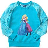 DISNEY DIE EISKÖNIGIN Sweatshirt für Mädchen